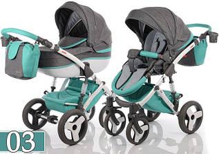 Універсальні коляски Baby Heaven Colors