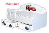 Детская кроватка Диванчик
