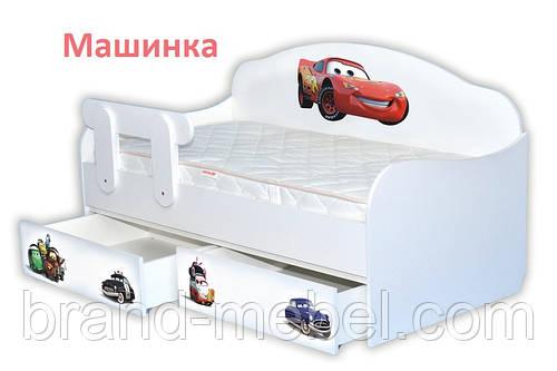 Детская кровать Диванчик
