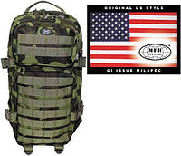 "Рюкзак 30л американского (США) типа MFH ""Assault I"" M95 чешский камуфляж 30333J"