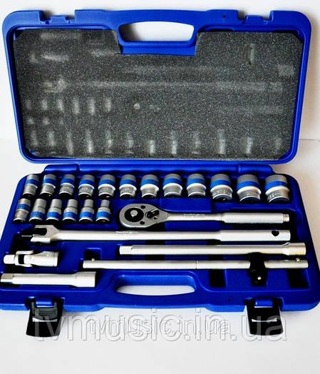 Набор инструментов King Roy 24 предмета (024MDA)