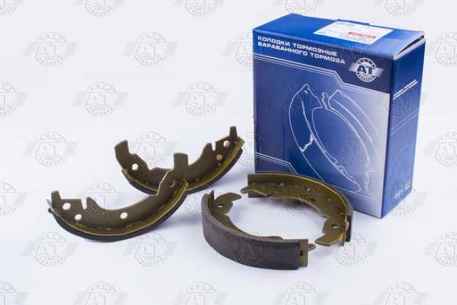 Колодки тормозные задние ЗАЗ 1102-1105