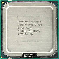 Intel Core2 Duo E4500 2.2GHz/2M/800 s775 Гарантия