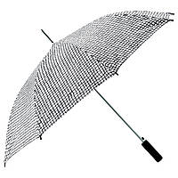 KNALLA Зонт, черный, белый