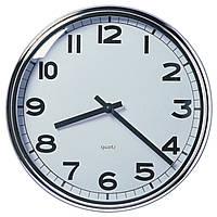 PUGG Часы, нержавеющ сталь хромированный