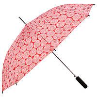 KNALLA Зонт, красный, белый