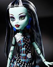 Кукла Monster High Фрэнки Штейн (Frankie Stein) базовая без питомца Монстер Хай Школа монстров