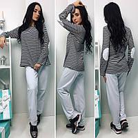 Пижама женская двойка ,ткань трикотаж, цвет только такой ,супер качество вч № 340