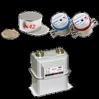 Измерительная техника | счетчики воды,газа, электро