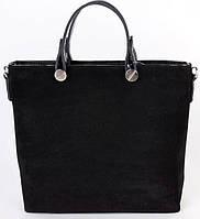 Женская замшевая сумка Натуральный замш отличное качество