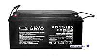 Свинцово-кислотный аккумулятор ALVA AD12-150Ач