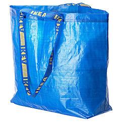 FRAKTA Сумка, средняя, синий 603.017.07