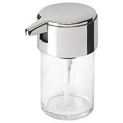 KALKGRUND Дозатор для жидкого мыла, хромированный