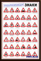 Картина-предупреждающие знаки