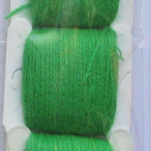 Мулине акриловое травяной зеленый
