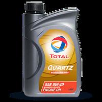 Синтетическое моторное маслоTOTAL QUARTZ 9000 ENERGY 5W-40, 1Л