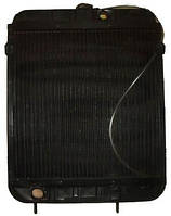 Радиатор двигателя комбайна John Deere - 770х620х130мм