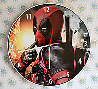Часы настенные Deadpool 2