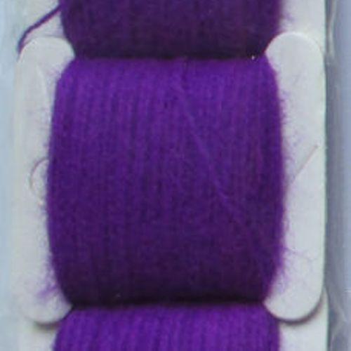 Мулине акриловое насыщенный фиолетовый
