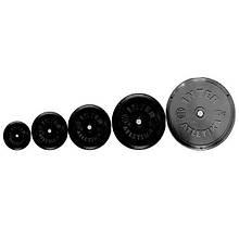 Диск 0,5 кг Inter Atletika SТ520-1