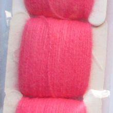 Мулине акриловое ярко розовый