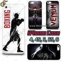 """Чехлы для iPhone - """"Boxing Case"""" 4-5-6s"""