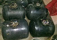 Баллон гбо цилиндрические с мультиклапаном 40л (диаметр 360мм длина 450мм)