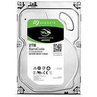 """Жесткий диск 3.5"""" 2Tb Seagate BarraCuda, SATA3, 64Mb, 7200 rpm (ST2000DM006)"""