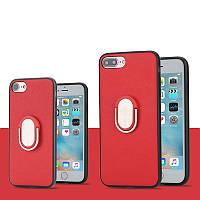 "Чехол TPU+PC Rock Ring Holder Case M1 Series для iPhone 7 (4.7"")"