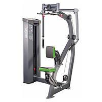 Тренажер для грудных мышц и задних дельт комбинированный Xline R XR124