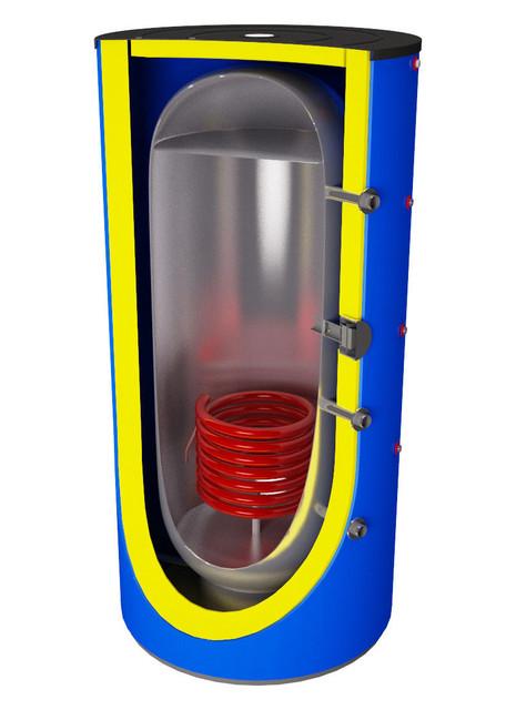 Аккумулирующие ёмкости с теплообменником
