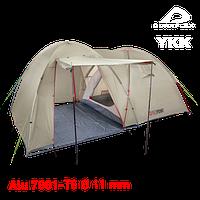 Четырехместная туристическая палатка RedPoint Base 4