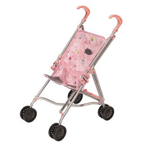 Аксессуары для кукол «BABY born» (822302) коляска для куклы прогулочная складная, фото 2
