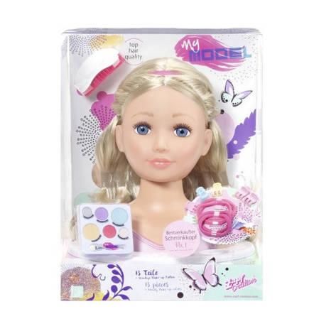 "Аксессуары для кукол «my Model» (951415) кукла-манекен ""Стилист"" с аксессуарами, 27 см, фото 2"