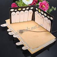 Закладки стикеры на липкой основе для заметок Пальчики