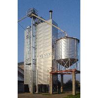 Оборудования силоса для хранения зерна
