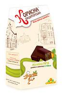 Конфеты в шоколаде «Желейна Мрія» со стевией и курагой150г
