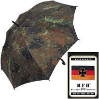 Зонт камуфляжный (флектарн), диаметр 1,05м MFH 37403V