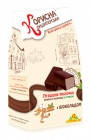 """""""Пташине молочко"""" Нежное и воздушное суфле в черном шоколаде со стевией 150г"""