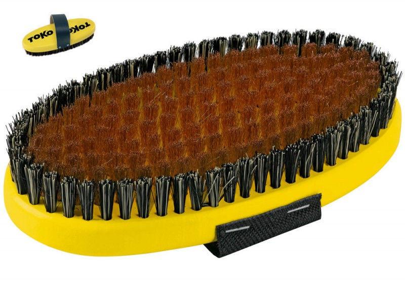 Щетка Toko Base Brush oval Copper