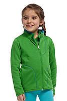 Флис Icebreaker Kids Camper LS Zip