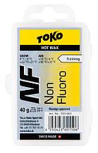 Воск Toko NF Hot Wax yellow 40g