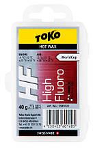 Віск Toko HF Hot Wax red 40g