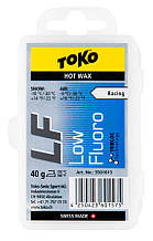 Воск Toko LF Hot Wax blue 40g