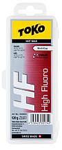 Воск Toko HF Hot Wax red 120g