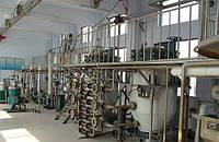 Завод по производству растительного масла