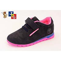 Кеды кроссовки детские  jong golf для девочки