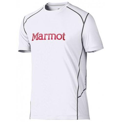 Футболка Marmot Windridge with Graphic SS