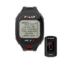 Пульсометр Polar RCX3 BLK GPS