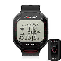 Пульсометр Polar RCX5 G5 черный